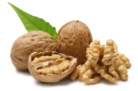 Nueces al natural